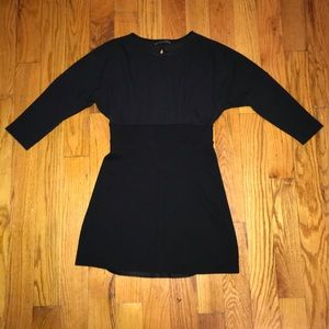 Zara W&B Little Black Dress